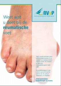 Reumatische-voet